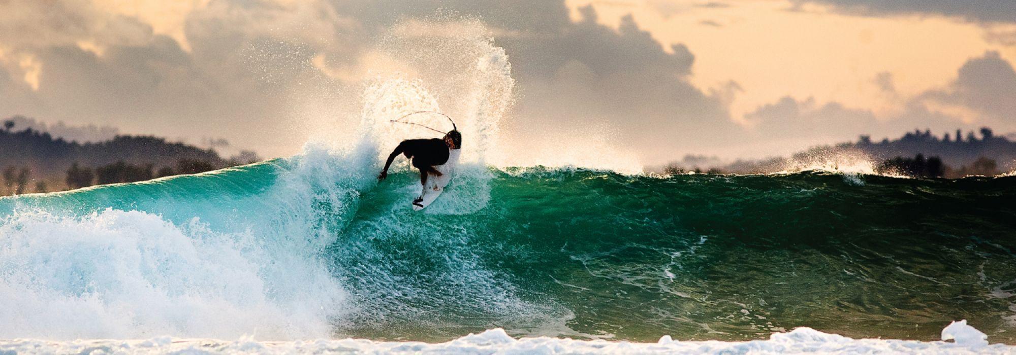 Beng Beng surf