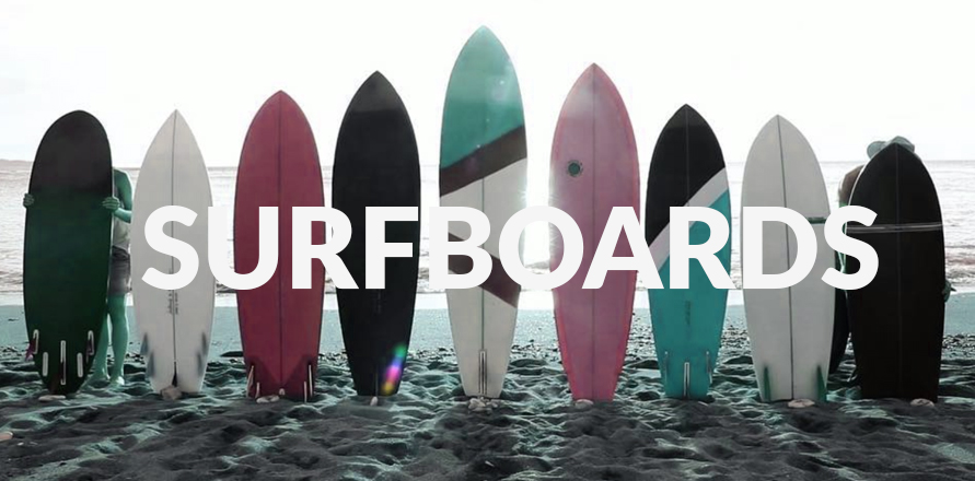 new surfboards for sale