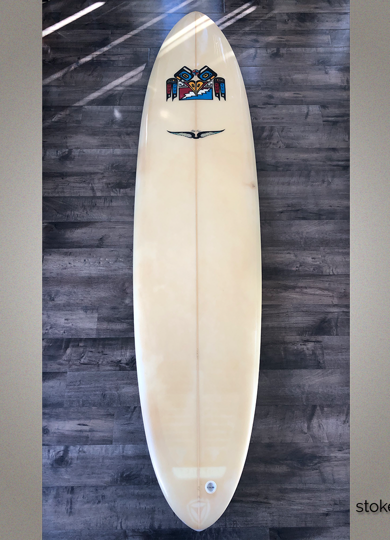 Old Surfboards For Decoration For Sale  from www.secondhandboards.com